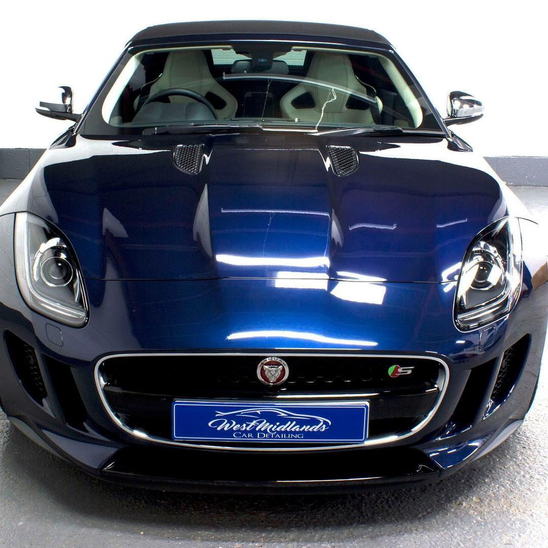 West Midlands Car detailing – Jaguar Enthusiasts Car Club – Appoved detailer
