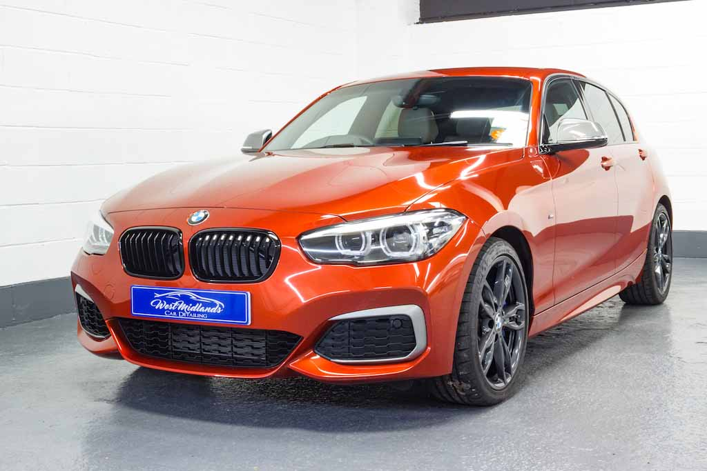 BMW M140i -magazine feature Pro valeters and details magazine